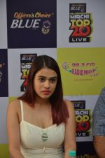 Shalmali Kholgade at the Announcement Of Mirchi Top 20 Concert on 10th Oct 2016 (20)_57fc86ab1608a.JPG