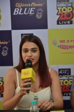 Shalmali Kholgade at the Announcement Of Mirchi Top 20 Concert on 10th Oct 2016 (30)_57fc871dea8e2.JPG