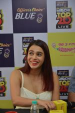 Shalmali Kholgade at the Announcement Of Mirchi Top 20 Concert on 10th Oct 2016 (32)_57fc87371dc5d.JPG