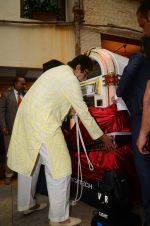 Amitabh Bachchan celebrates his birthday with media on 11th Oct 2016 (24)_57fdcc439ba79.JPG