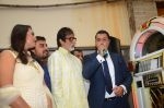 Amitabh Bachchan celebrates his birthday with media on 11th Oct 2016 (31)_57fdcc7b303e6.JPG