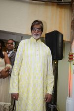 Amitabh Bachchan celebrates his birthday with media on 11th Oct 2016 (50)_57fdcd3852337.JPG