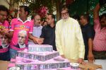 Amitabh Bachchan celebrates his birthday with media on 11th Oct 2016 (58)_57fdcd8e48b40.JPG