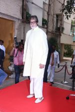 Amitabh Bachchan celebrates his birthday with media on 11th Oct 2016 (82)_57fdceaaf3924.JPG