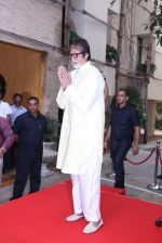 Amitabh Bachchan celebrates his birthday with media on 11th Oct 2016 (88)_57fdcf32ae5cb.JPG