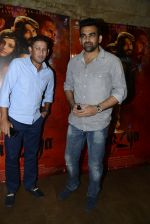 Zaheer Khan at Mirzya screening on 11th Oct 2016 (1)_57ff194093336.JPG