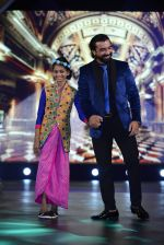 Ajaz Khan at Smile Foundation charity fashion show on 13th Oct 2016 (136)_5800cddb953bb.JPG