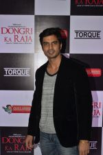 Gashmeer Mahajani at Dongri Ka Raja trailer launch on 12th Oct 2016 (15)_58005e2fd95d5.JPG