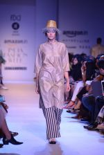 Model walk the ramp for Gaurav Jai Gupta show at AIFW on 13th Oct 2016 (1)_5800be8a9fa38.jpg