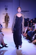 Model walk the ramp for Gaurav Jai Gupta show at AIFW on 13th Oct 2016 (11)_5800c210011b5.jpg