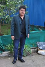 Sajid Khan on the sets of Yaadon Ki Baarat on 13th Oct 2016 (41)_5800c931d85cd.JPG