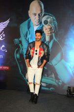 Varun Dhawan andduring the launch of new season of Style Inc on TLC network in Mumbai on 13th Oct 2016 (8)_5800bcfc5b810.jpg