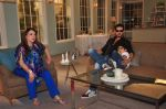 Zayed Khan on the sets of his mom_s food show on 13th Oct 2016 (21)_5800c468cc087.JPG