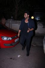 Arjun Kapoor snapped with Badshah on 14th Oct 2016 (12)_580221f007d5d.JPG