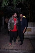 Arjun Kapoor snapped with Badshah on 14th Oct 2016 (3)_58022194d12aa.JPG