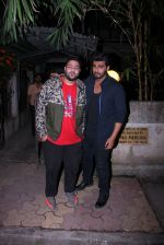 Arjun Kapoor snapped with Badshah on 14th Oct 2016 (4)_580221a1c4fe7.JPG