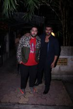Arjun Kapoor snapped with Badshah on 14th Oct 2016 (5)_580221ac1ccf2.JPG