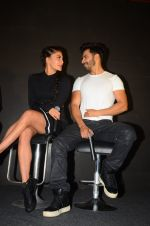 Jacqueline Fernandez, Varun Dhawan during the success party of the film Dishoom on 14th Oct 2016 (62)_580228634f7c1.JPG