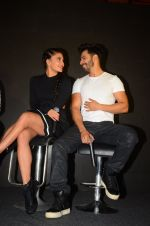 Jacqueline Fernandez, Varun Dhawan during the success party of the film Dishoom on 14th Oct 2016 (63)_58022761d6e5c.JPG