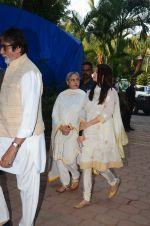 Aishwarya Rai Bachchan, Jaya Bachchan at Shilpa Shetty_s father_s chautha on 15th Oct 2016 (37)_5804b6f1e5b7b.JPG