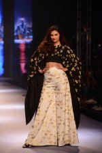 Athiya Shetty walks for Masaba at Amazon India Fashion Week on 15th Oct 2016 (40)_5804a2f454d47.jpg