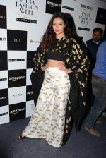 Athiya Shetty walks for Masaba at Amazon India Fashion Week on 15th Oct 2016 (50)_5804a2fc1d766.jpg