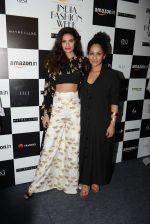 Athiya Shetty walks for Masaba at Amazon India Fashion Week on 15th Oct 2016 (54)_5804a2ff20059.jpg