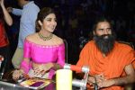 Baba Ramdev, Shilpa Shetty on the sets of Super Dancer on 16th Oct 2016 (96)_5804bf0eca80e.JPG