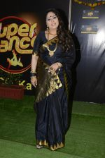 Geeta Kapur on the sets of Super Dancer on 16th Oct 2016 (69)_5804bf1acc339.JPG