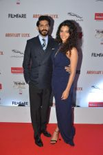 Harshvardhan Kapoor, Saiyami Kher at Filmfare Glamour & Style Awards 2016 in Mumbai on 15th Oct 2016 (1304)_5804db982cff6.JPG