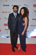 Harshvardhan Kapoor, Saiyami Kher at Filmfare Glamour & Style Awards 2016 in Mumbai on 15th Oct 2016 (1306)_5804db9901187.JPG