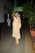 Jaya Bachchan at Hema Malini_s bday party on 16th Oct 2016 (11)_5804c7c368cf0.JPG