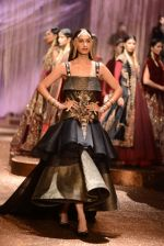 Model walk the ramp for JJ Valaya Show grand finale at amazon India Fashion Week on 16th Oct 2016 (69)_5804c6515fc54.jpg