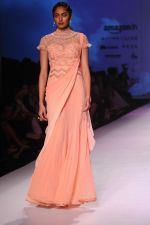 Model walk the ramp for Mandira Wrik_s show at Amazon India Fashion Week on 15th Oct 2016 (27)_580498e549535.jpg