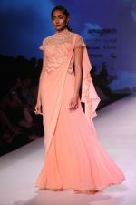 Model walk the ramp for Mandira Wrik_s show at Amazon India Fashion Week on 15th Oct 2016 (28)_580498e640a08.jpg