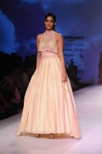 Model walk the ramp for Mandira Wrik_s show at Amazon India Fashion Week on 15th Oct 2016 (31)_580498e8d14bc.jpg