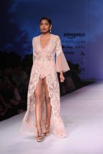Model walk the ramp for Mandira Wrik_s show at Amazon India Fashion Week on 15th Oct 2016 (33)_580498ea2b4d4.jpg