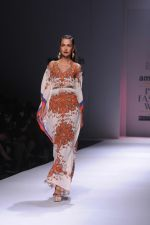 Model walk the ramp for Pria Kataria_s show at Amazon India Fashion Week on 15th Oct 2016 (6)_580498b6f2cde.jpg