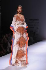 Model walk the ramp for Pria Kataria_s show at Amazon India Fashion Week on 15th Oct 2016 (8)_580498b92f86c.jpg