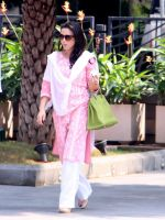 Preity Zinta snapped at launch in BKC on 15th Oct 2016 (3)_5804a01ee1bda.JPG