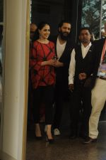Riteish Deshmukh & Genelia D souza launch the Labour Analgesia app Birth Ease on 16th Oct 2016 (30)_5804bbdf4e6b9.JPG