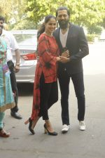 Riteish Deshmukh & Genelia D souza launch the Labour Analgesia app Birth Ease on 16th Oct 2016 (42)_5804bbe7a2589.JPG
