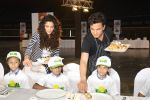 Saiyami Kher and Chef Vikas Khanna for world food day event by smile foundation at Quaker on 16th Oct 2016 (65)_5804c2783fc9f.JPG