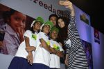 Saiyami Kher and Chef Vikas Khanna for world food day event by smile foundation at Quaker on 16th Oct 2016 (83)_5804c2804a76e.JPG