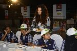 Saiyami Kher for world food day event by smile foundation at Quaker on 16th Oct 2016 (13)_5804c28d0cba1.JPG
