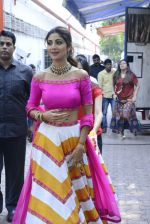 Shilpa Shetty on the sets of Super Dancer on 16th Oct 2016 (79)_5804bf1aebadc.JPG