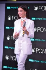 Amy Jackson at Ponds Institute new products launch in four Seasons, Worli on 17th Oct 2016 (177)_580628778f222.JPG