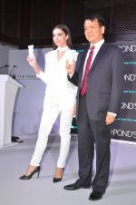 Amy Jackson at Ponds Institute new products launch in four Seasons, Worli on 17th Oct 2016 (179)_58062878e8232.JPG