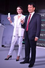 Amy Jackson at Ponds Institute new products launch in four Seasons, Worli on 17th Oct 2016 (180)_580628798d87a.JPG