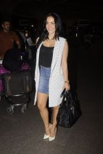Elli Avram snapped at Airport on 18th Oct 2016 (40)_580705127e38c.JPG